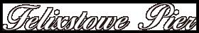 Felixstowe Pier Logo
